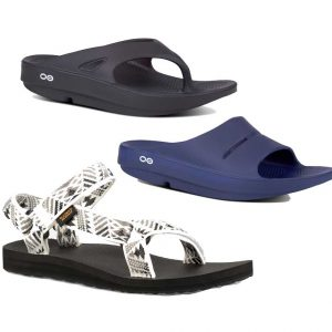 Sandals Available At Ankeny Shoe Store